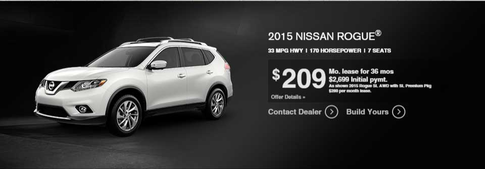 gates nissan bottom line sales event